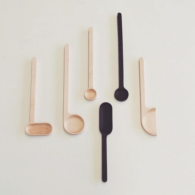 """923 Likes, 5 Comments - MOCO LOCO (@moco_loco) on Instagram: """"Kitchen utensil collection by @LoicBard.  #minimalism #design #utensil #kitchendesign #kitchen…"""""""