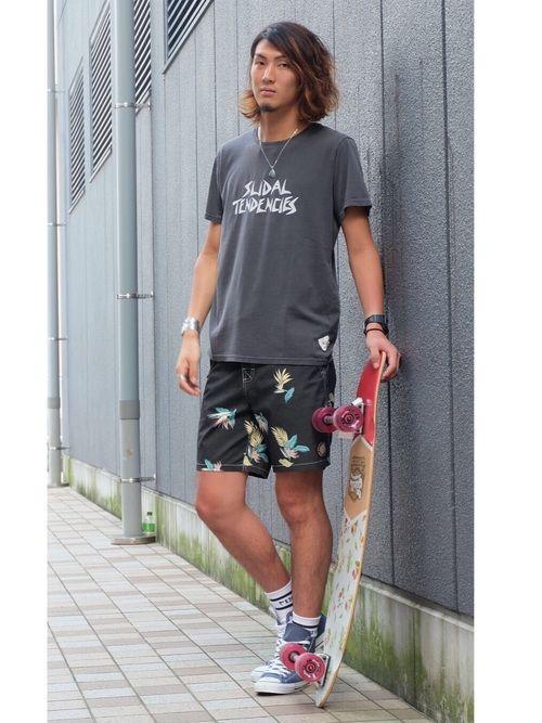 尼崎店 shota 【TCSS】2017SUMMERコレクションより架空のレコードレーベルTCSS
