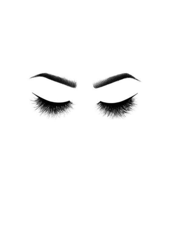 Wimpernverlängerungen. Erhöhen Sie Ihr Flattern und geben Sie Ihrem Bild einen idealen letzten Schliff, mit Hilfe von schönen falschen Wimpern, die leicht zu …