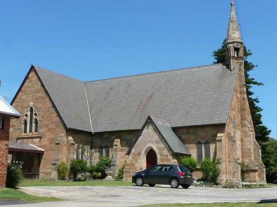 St Michael and All Angels Pro-Cathedral, Wollongong