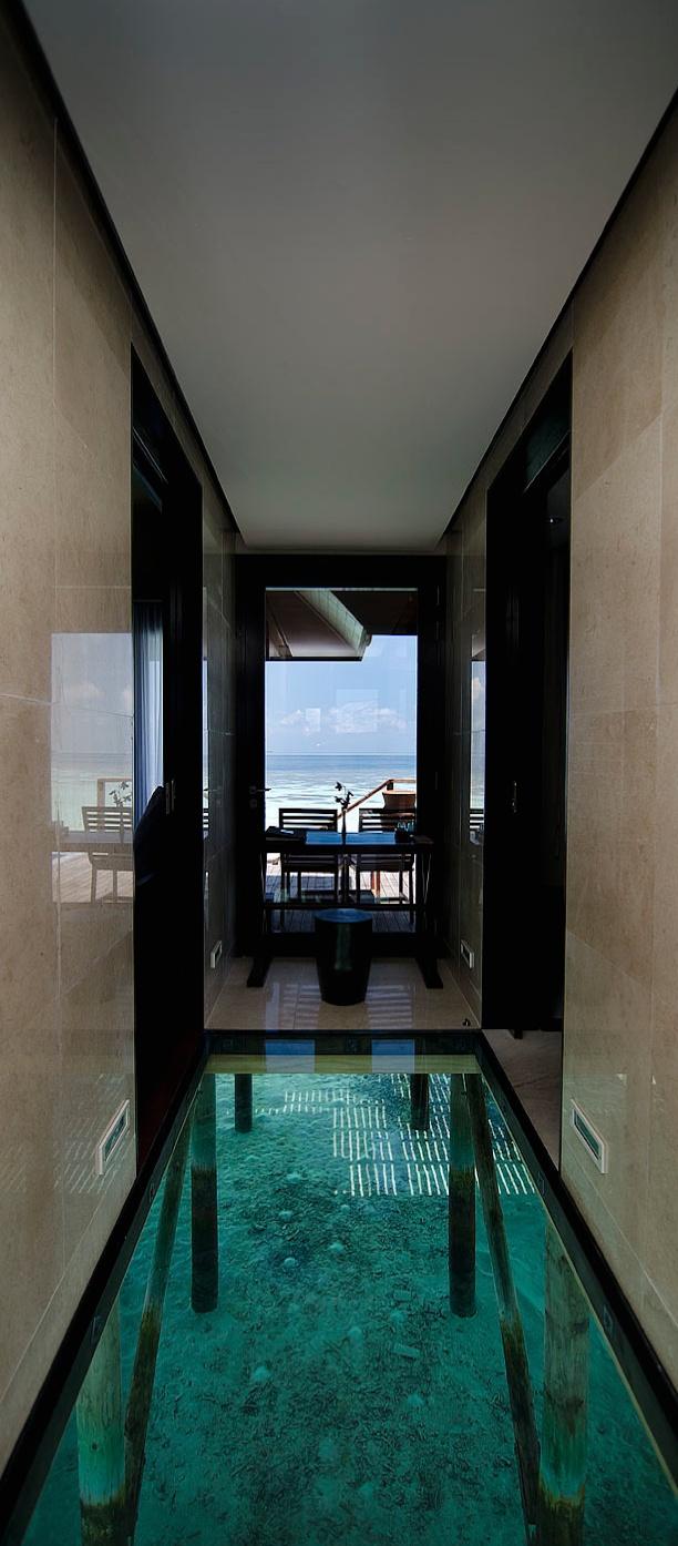 Water Villa...Lily Beach, Maldives