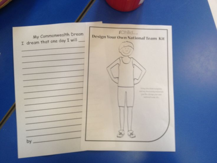 Commonwealth Games writing
