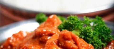 #BiggestLoser Entree: Thai Chicken Curry