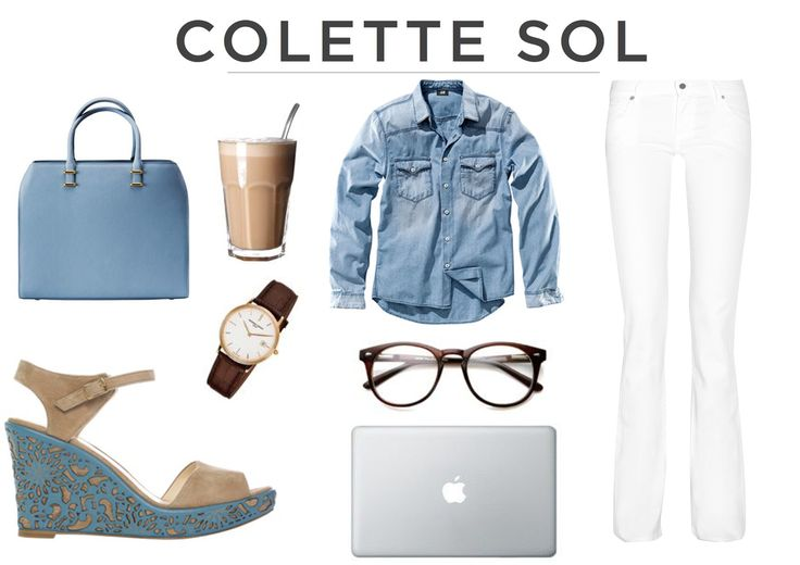 Colette Sol How to Wear.