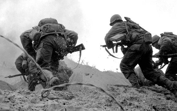 Miembros del Salón de la Fama en la Segunda Guerra Mundial - Swing de Fernando Conde