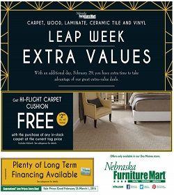 Nebraska Furniture Mart Weekly Ad Circular