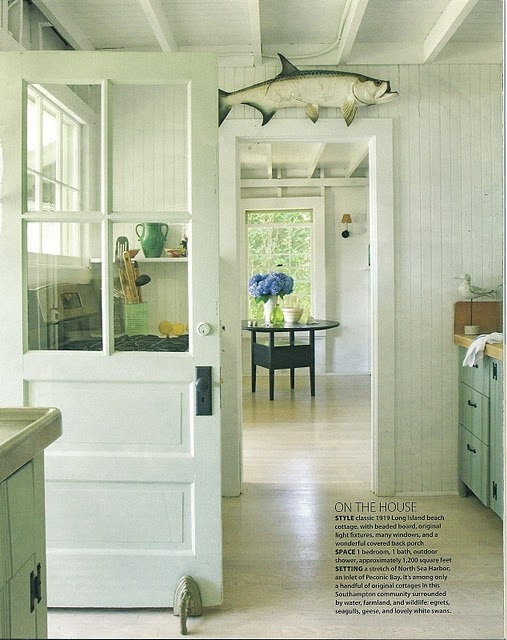 from Coastal Living magazine, July/August 2009