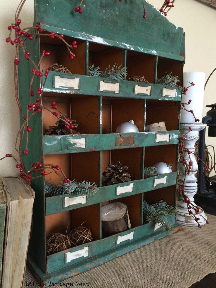 Little Vintage Nest Farmhouse Christmas