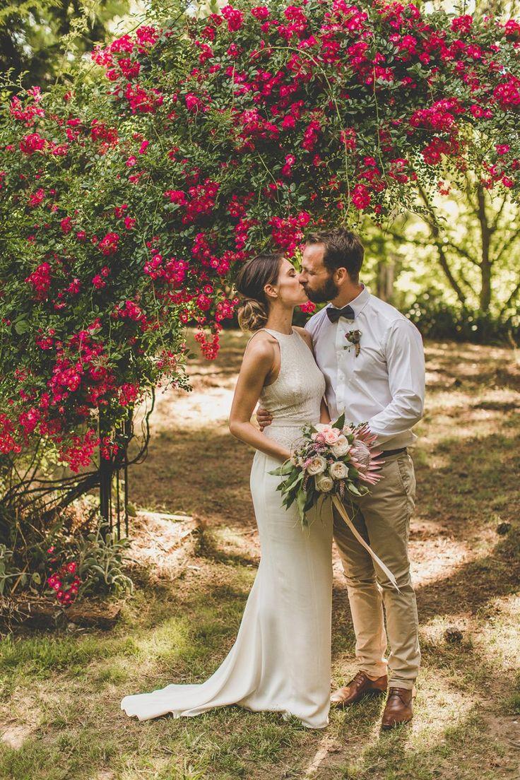 Montrose Berry Farm wedding NSW