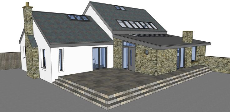 CHG Architecture Ltd. The Barn