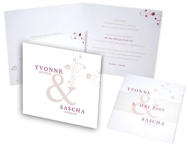 Hochzeitseinladungskarten+-+Blätter