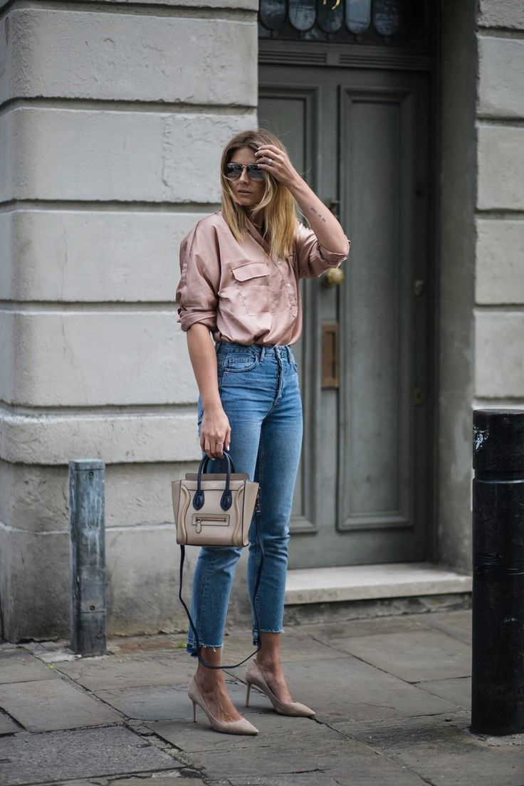 Beige Skinny Jeans For Women