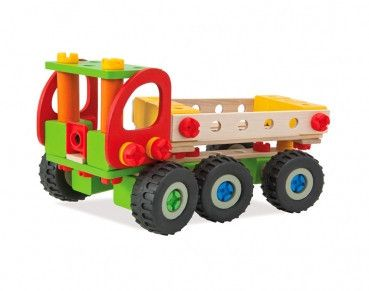 $55.12 Constructor Lifter Truck (Cars and Trucks, Construction, Games and Toys) | Construction | KinderSpiel