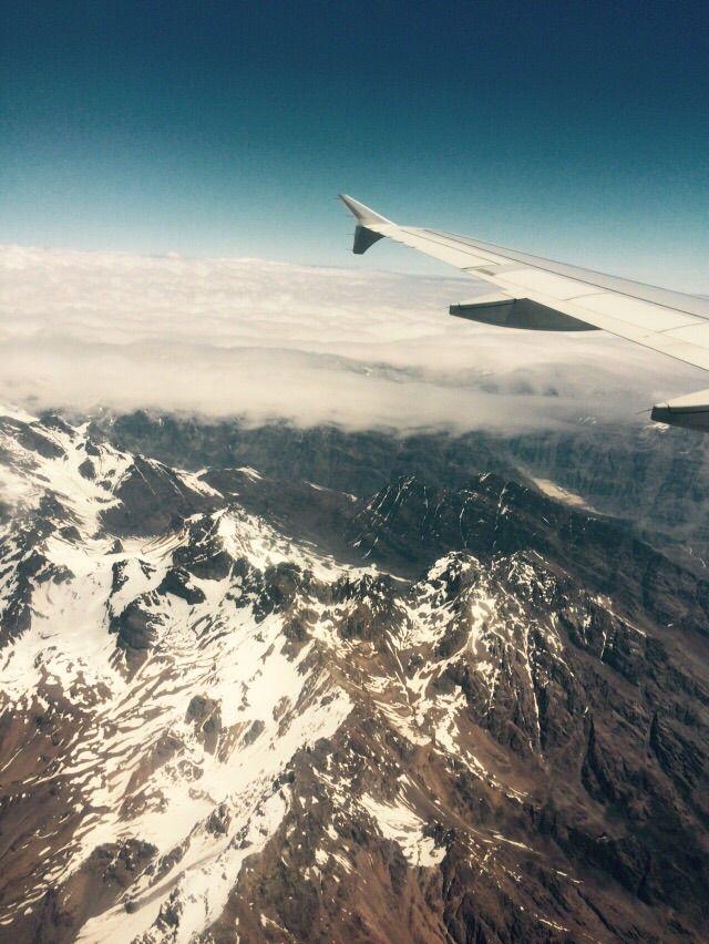 Cordillera de los Andes, somewhere between Argentina and Chile 2014