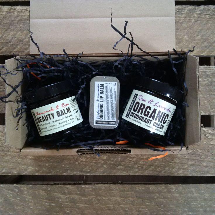 Women's Skincare Gift Box