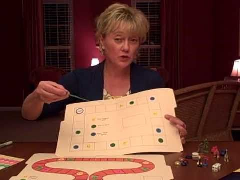 So worth watching. Create your own therapeutic file folder games...I want to make some that kids can take home and play with their families.