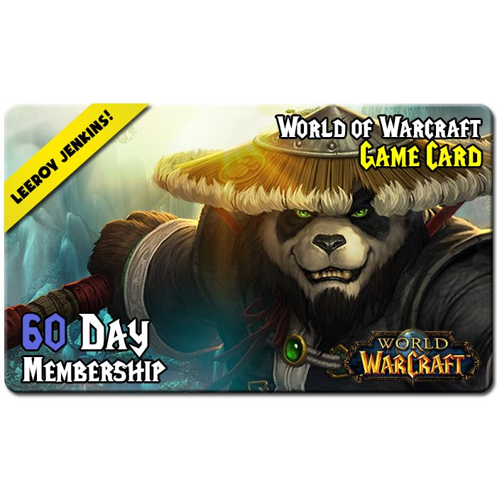 World of Warcraft Subscription (60 Day)