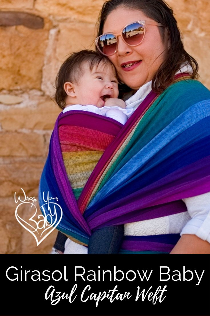 Girasol Rainbow Baby