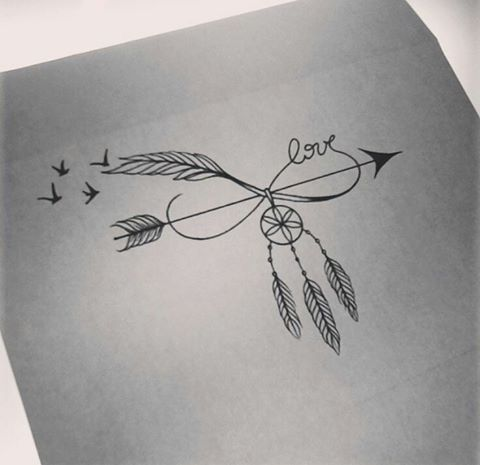A Cute Tattoo Idea :-)