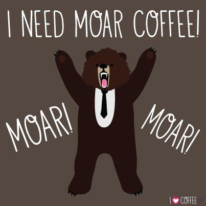 I need moar coffee!!