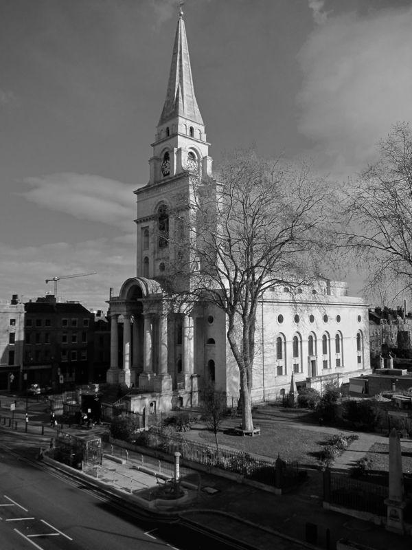 Spitalfields London: 45 Best St Leonard's Shoreditch & Christ Church