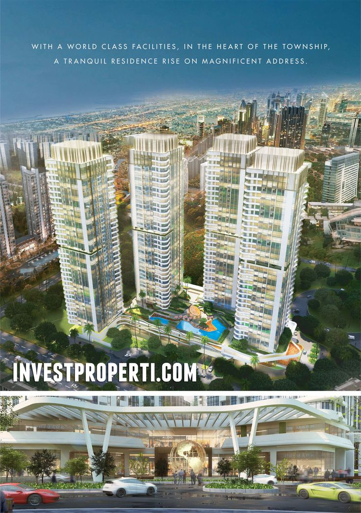 The Noble Alam Sutera Apartment