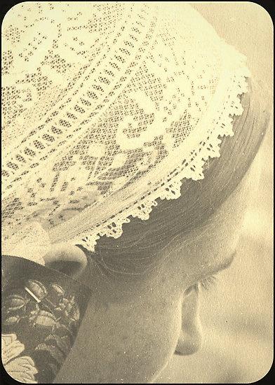 Slovak Needle Art, Lace Cap