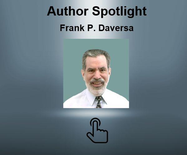 IWIC Author Spotlight on Frank P. Daversa author of Spirituality in the 21st Century https://writersinspiringchange.wordpress.com/2017/05/11/iwic-author-spotlight-on-frank-p-daversa-author-of-spirituality-in-the-21st-century/