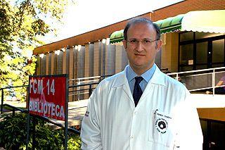 O neurocirurgião  Feres Eduardo Aparecido Chaddad Neto: testes em 130 pacientes e nível de acerto próximo a 100%  (Foto: Antoninho Perri)