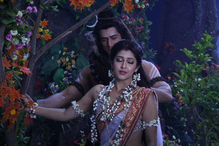 Lord Shiva and Parvati in Devon Ke Dev Mahadev Hindi TV Serial ...