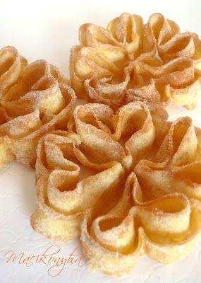 Macikonyha: Virágzik a virágfánk! - flores - spanyol ételek
