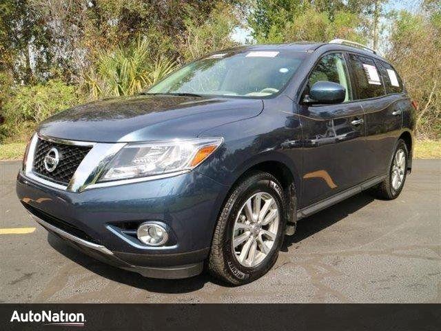 Cars for Sale: Certified 2015 Nissan Pathfinder SV for sale in Jacksonville, FL 32244: Sport Utility Details - 450728968 - Autotrader
