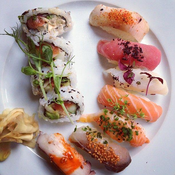 #Sushi at Hattori Sushi Devil in Stockholm