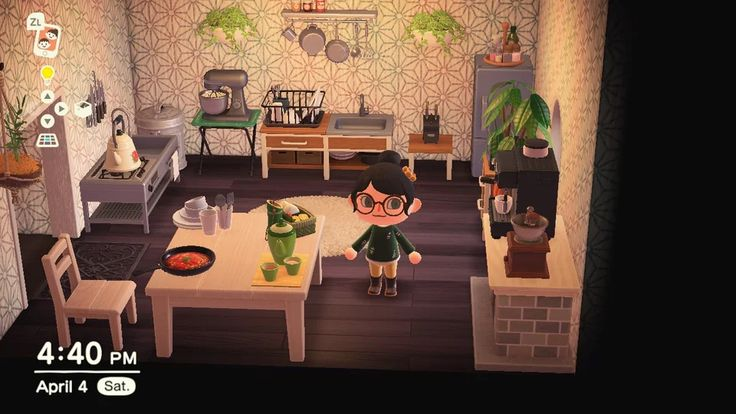I'm really pleased with how my little kitchen came ... on Animal Crossing Kitchen Ideas  id=85979