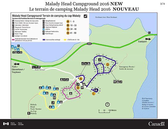 Malady Head Campground NEW