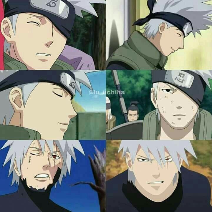 Iᴍᴀ́ɢᴇɴᴇs ᴅᴇ Kᴀᴋᴀsʜɪ Hᴀᴛᴀᴋᴇ | Naruto shippuden anime ...