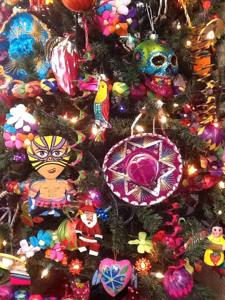 Mexican Christmas Tree | Christmas Decorations | Christmas, Mexican  christmas, Christmas decorations - Mexican Christmas Tree Christmas Decorations Christmas, Mexican