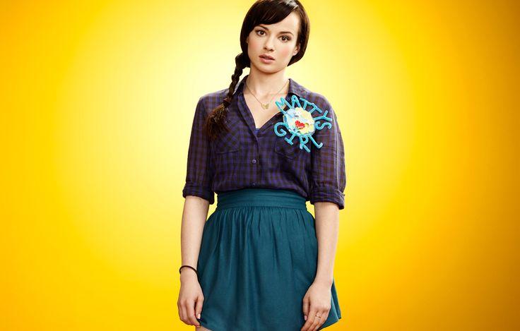 Ashley rickards, Season 3 and Seasons on Pinterest