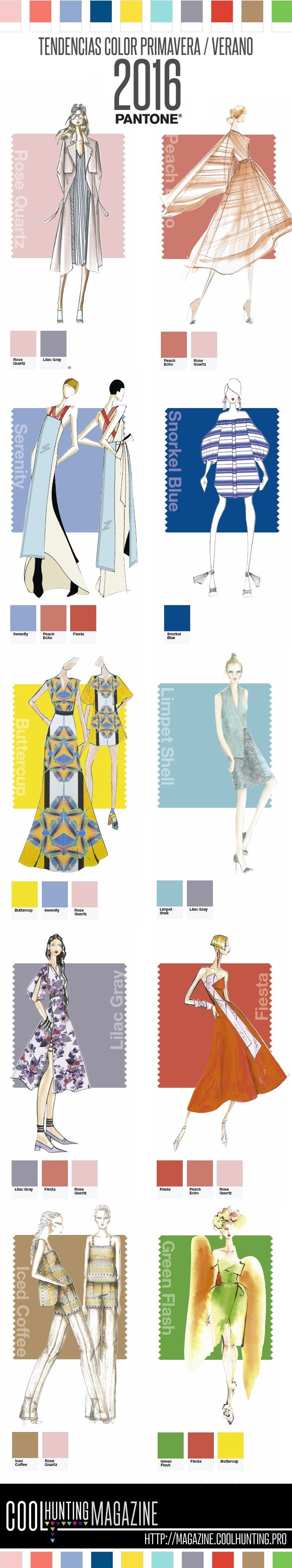 Great Color Combos Of 2016 Pantones Spring Choices Thanks