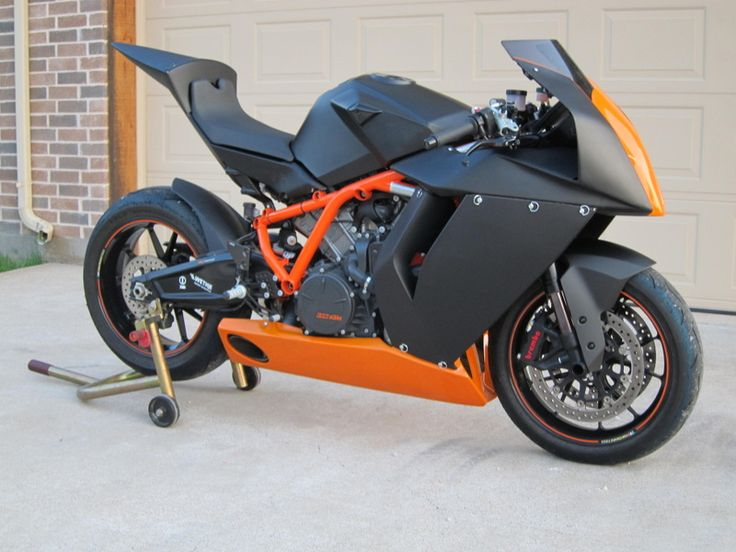 Ktm Superduke Bodywork