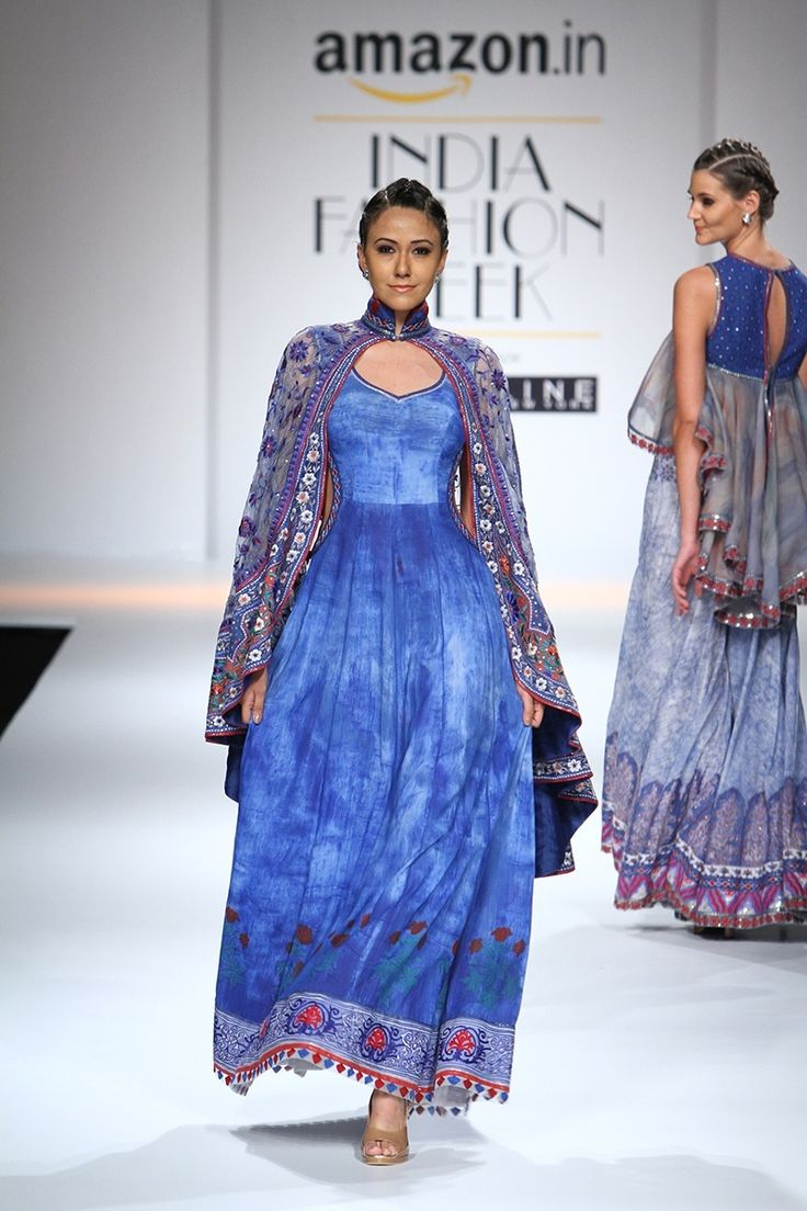 Poonam Dubey ~ Amazon India Fashion Week S/S 2016