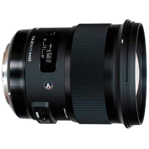 Sigma 50mm F1.4 Dg Hsm Canon