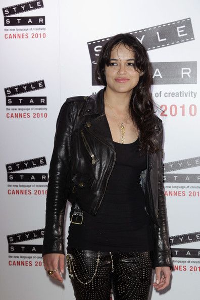 Michelle Rodriguez Photos Photos - Actress Michelle Rodriguez arrives at the Replay Party during the 63rd Annual Cannes Film Festival at Style Star Lounge on May 19, 2010 in Cannes, France. - Replay Party - Arrivals:63rd Cannes Film Festival