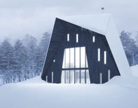 Echigo Tsumari Art House by BAKOKO Design Develpment , via Behance