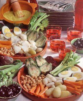 Aïoli Provençal - Cuisine française