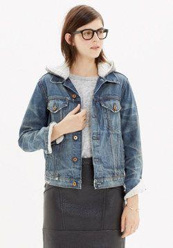 NSF® Rusty Denim Jacket