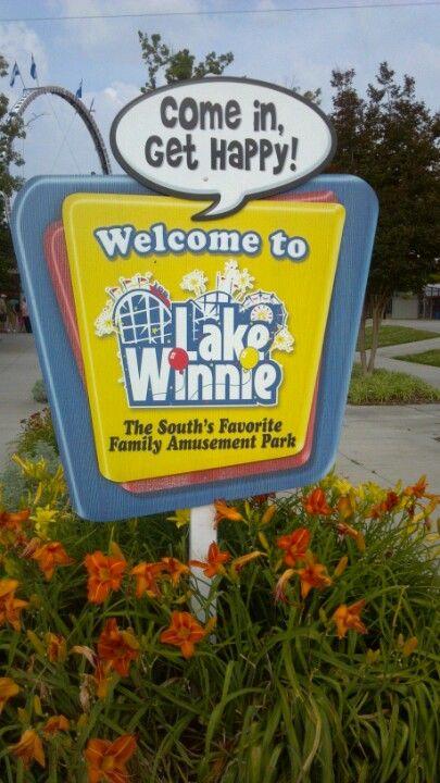 Lake Winnepesaukah Amusement Park Chattanooga
