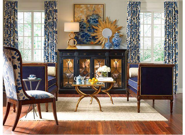34 Best Jonathan Charles Furniture Images On Pinterest  Fine Beauteous Alexander Julian Dining Room Furniture Design Inspiration
