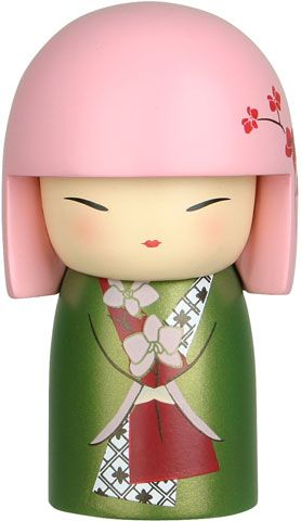 """✿ Kimmidoll™ """"Megumi"""" ~ 'Goodness' ✿ """"My spirit is virtuous and pure. By keeping your heart pure and your mind true to virtue, you live my spirit. With goodness as your guide in all that you decide, may life bring you all that you desire."""""""