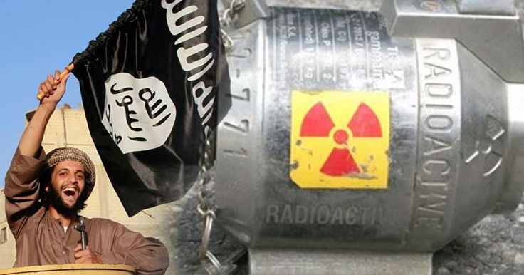 'Highly Dangerous' Radioactive Material Stolen from US Company by ISIS
